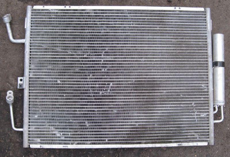 Радиатор кондиционера Mitsubishi Pajero 3 V64W 4D56 2000 (б/у)