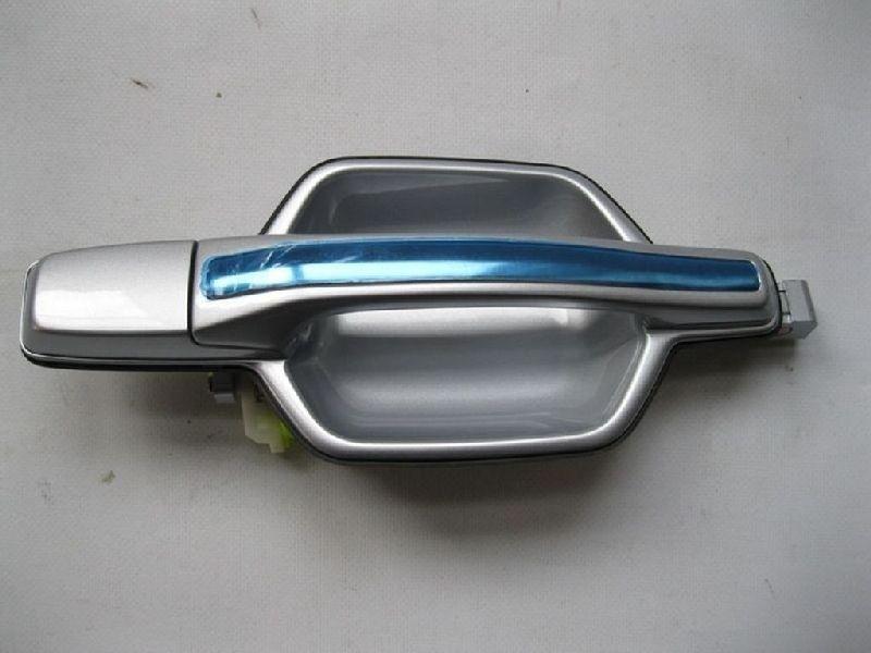 Ручка двери внешняя Mitsubishi Pajero 3 V64W 4D56 2000 задняя левая MR651354