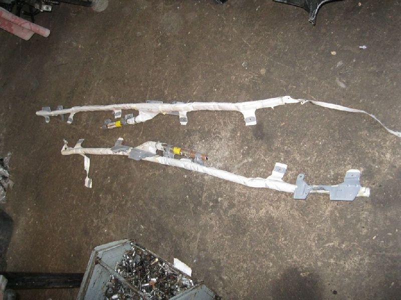 Аирбаг боковой Mitsubishi Pajero 4 V87W 4M41 2006 правый (б/у) 7030A200