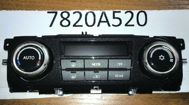 Блок управления Mitsubishi Pajero 4 V87W 4M41 2006 7820A520