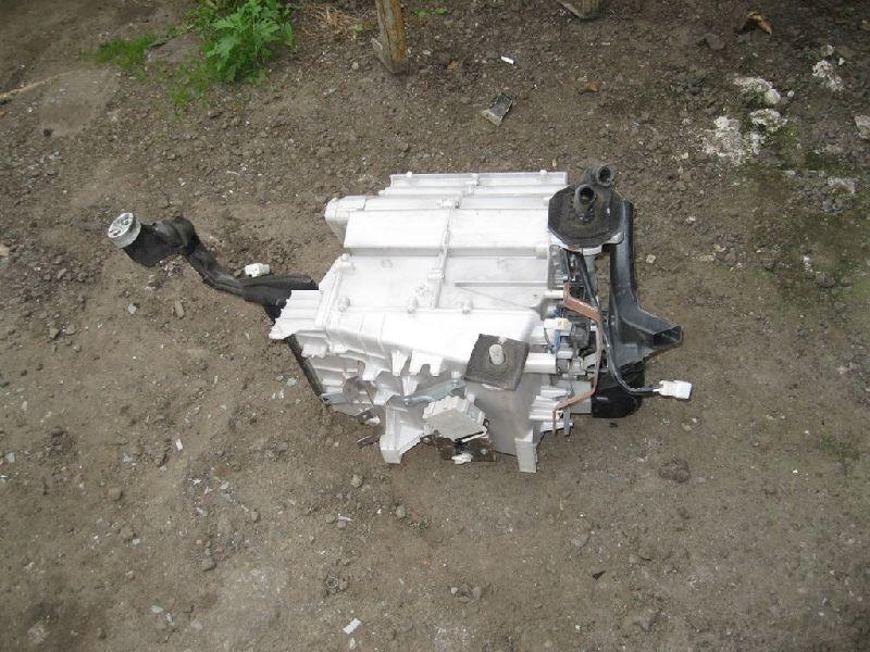 Отопитель салона Mitsubishi Pajero 4 V87W 4M41 2006 (б/у) 7801A329