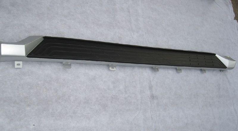Накладка на подножку Mitsubishi Pajero 4 V87W 4M41 2006 левая 7656A043HA