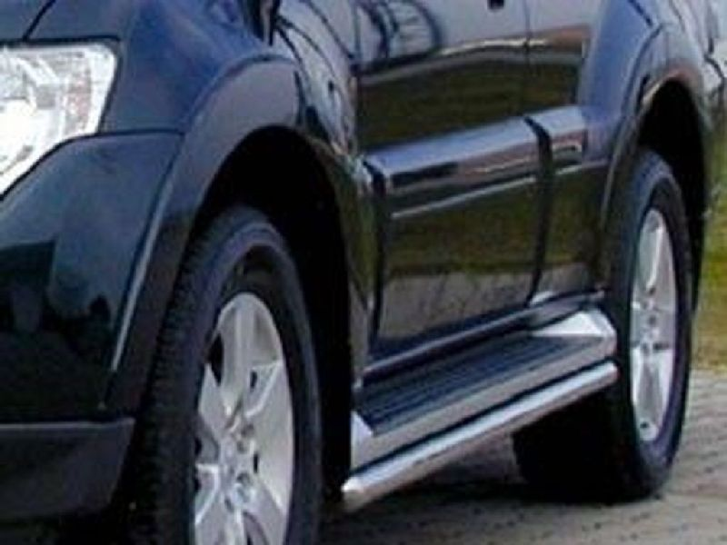 Подножка порога Mitsubishi Pajero 4 V87W 4M41 2006 660520