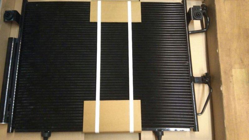 Радиатор кондиционера Mitsubishi Pajero 4 V87W 4M41 2006 1040166K