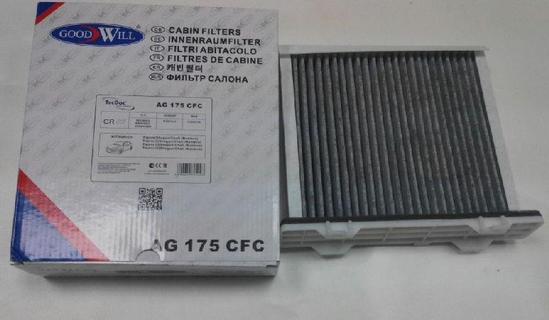 Фильтр салона Mitsubishi Pajero 4 V87W 4M41 2006 AG175CFC
