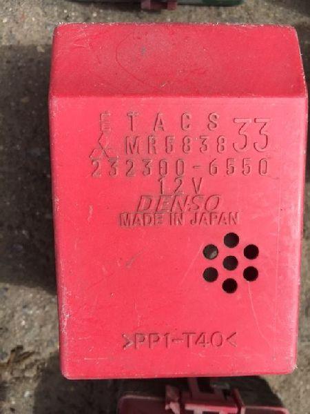 Блок управления Mitsubishi Pajero Sport 1 K97W 4D56 1998 (б/у) MR583833