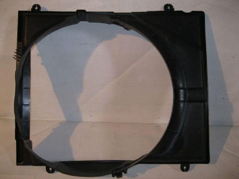 Диффузор радиатора двигателя Mitsubishi Pajero Sport 2 KH4W 4D56 2008 2009 2010 2011 2012 2013 2014 2015 STMBY72010