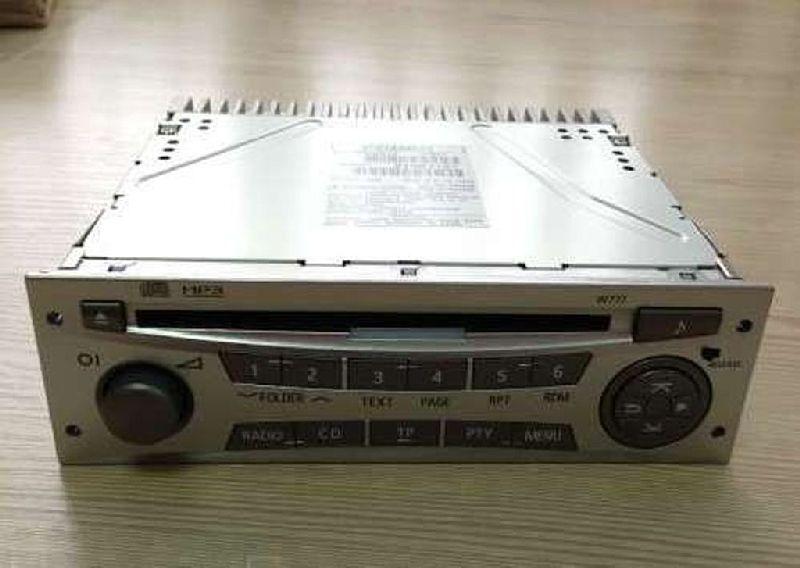 Магнитола Mitsubishi Pajero Sport 2 KH4W 4D56 2008 2009 2010 2011 2012 2013 2014 2015 (б/у) 8701A385HA
