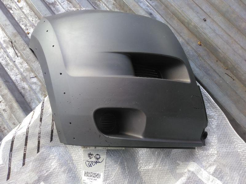 Бампер передний Fiat Универсальные передний правый (б/у) 735423189