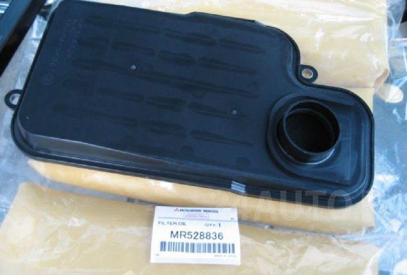 Фильтр акпп Mitsubishi Pajero 4 KB4T 4D56 1998 MR528836