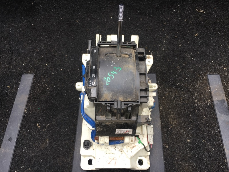 Селектор акпп Mitsubishi Outlander Xl CW6W 3.0 2011 (б/у) 2400a325