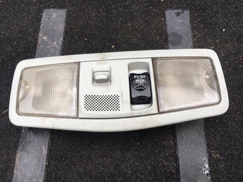 Фонарь подсветки салона Mitsubishi Outlander Xl CW6W 3.0 2011 передний (б/у) 8401a009