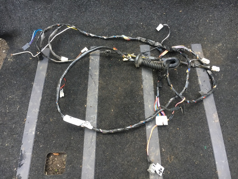 Проводка крышки багажника Mitsubishi Outlander Xl CW6W 3.0 2011 (б/у) 8512b958