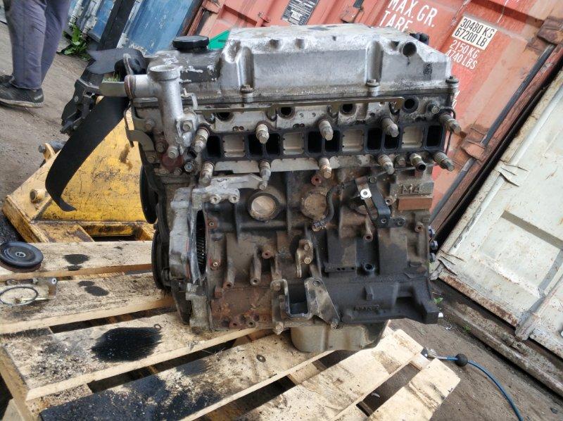 Двигатель Mitsubishi Pajero 3 V78W 3.2D 2003 2004 2005 2006 (б/у) 4M410T6260
