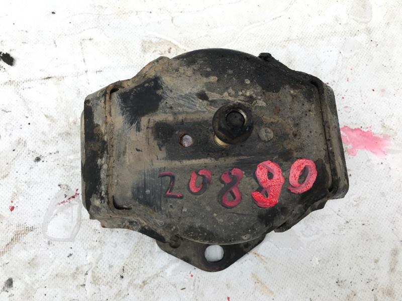Подушка двигателя Mitsubishi Pajero 3 V78W 3.2D 2003 2004 2005 2006 (б/у) MR554231