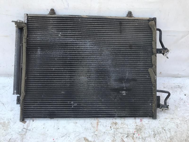 Радиатор кондиционера Mitsubishi Pajero 3 V78W 3.2D 2003 2004 2005 2006 (б/у) 7812A050