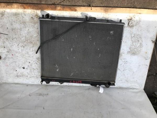 Радиатор двс Mitsubishi Pajero 3 V78W 3.2D 2003 2004 2005 2006 (б/у) MR968289
