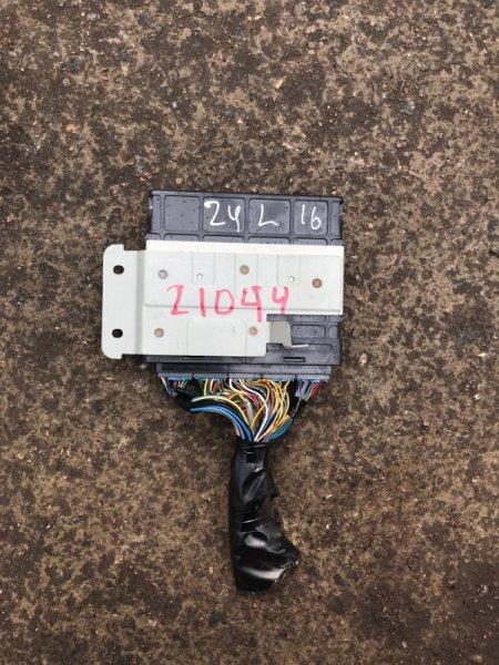 Блок управления двигателем Mitsubishi Outlander 1 CU5W 4G69 2004 (б/у) 1860A087