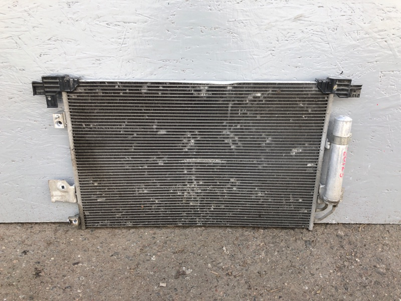 Радиатор кондиционера Mitsubishi Outlander 3 GF2W 4B10 (б/у) 7812A220