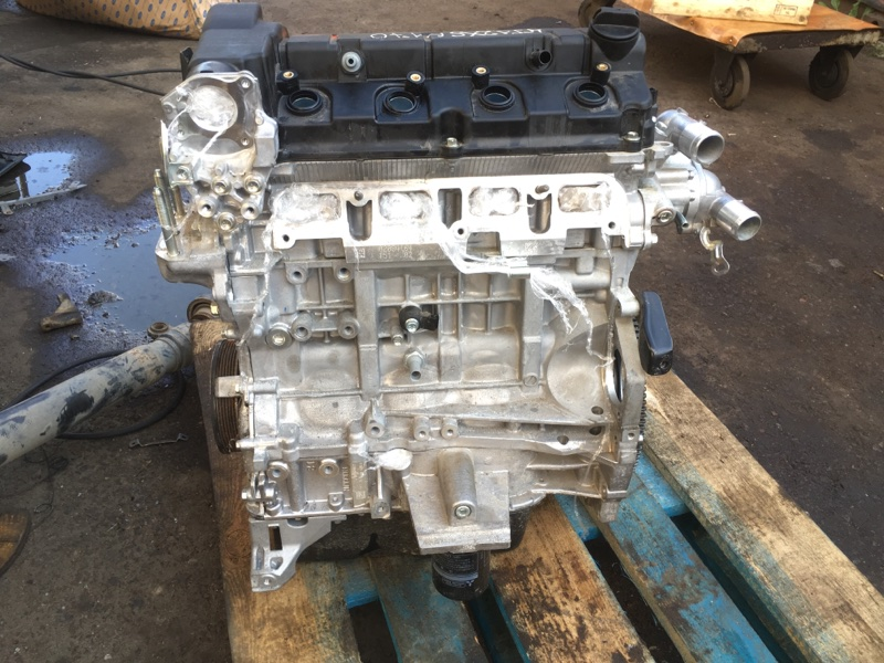 Двигатель Mitsubishi Outlander 3 GF7W 4J12 2018 (б/у) 1000D144