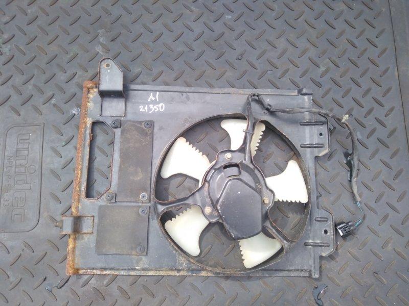 Диффузор радиатора кондицианера Mitsubishi Outlander 1 CU5W 4G69 2004 (б/у) MN124894