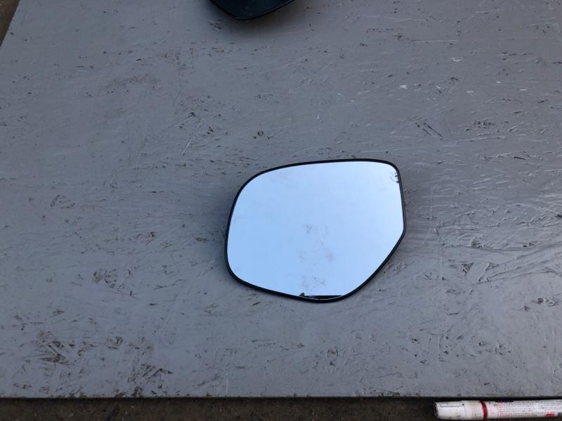 Зеркальный элемент Mitsubishi Outlander 3 GF2W 4B10 2012 передний левый (б/у) 7632B609