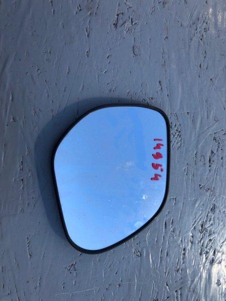 Зеркальный элемент Mitsubishi Outlander Xl CW1W 4B11 2006 2007 2008 2009 правый (б/у) 7632A471
