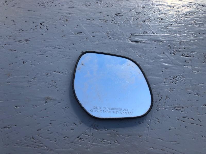 Зеркальный элемент Mitsubishi Outlander Xl CW1W 4B11 2006 2007 2008 2009 2010 передний правый (б/у) 7632A471