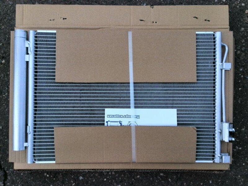 Радиатор кондиционера Hyundai Solaris 2 2017 1040263ZH