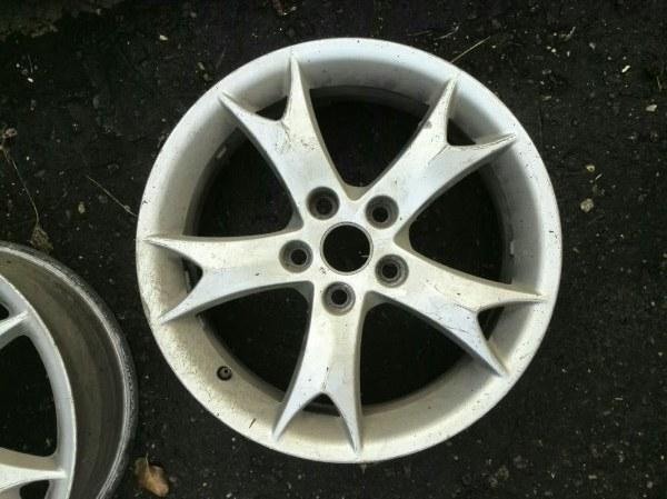 Диск колесный литой Mitsubishi Grandis NA4W 4G69 2004 (б/у)