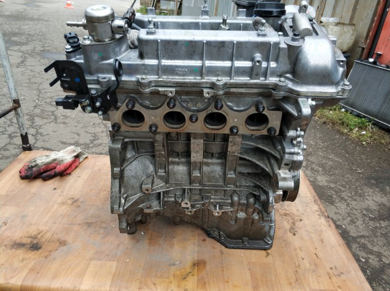 Двигатель Hyundai Veloster G4FD (б/у)