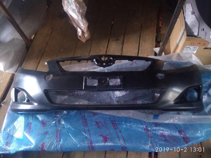 Бампер передний Toyota Corolla E15 2006 2007 2008 2009 2010 2011 2012 2013 передний (б/у) 5211912948