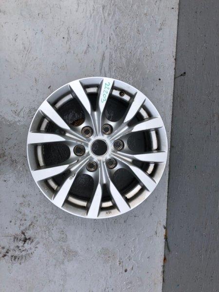 Диск колесный литой Mitsubishi Pajero Sport 2 KB4T 4D56U 2013 (б/у) 4250C850