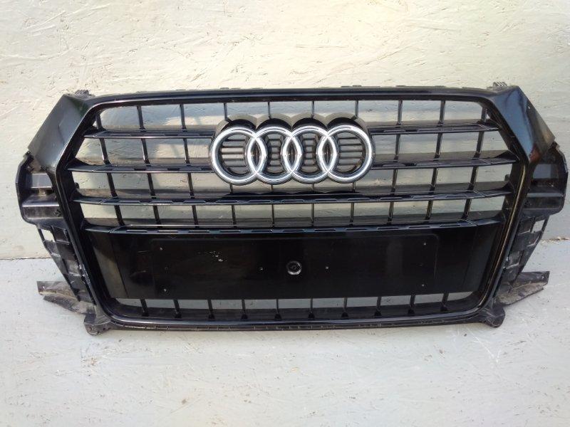 Решетка радиатора Audi Q3 8U 1.4 2014 (б/у) 8U0853651SALZ
