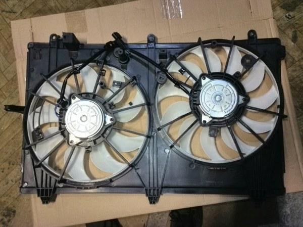 Диффузор радиатора двигателя Mitsubishi Outlander 3 GF2W 4B10 2012 404435HS