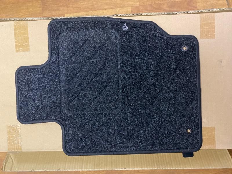 Коврики салонные Mitsubishi L200 2005- KB4T 4D56U 2007 MZ313707