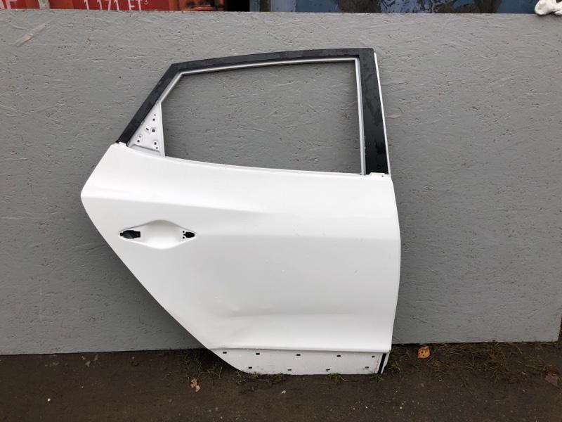 Дверь Hyundai Ix-35 TM 2010 задняя правая (б/у) 770042Y010