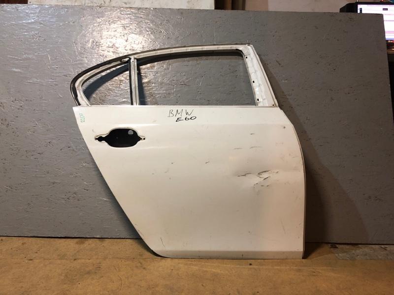 Дверь Bmw 5 E60 задняя правая (б/у) 41527131430