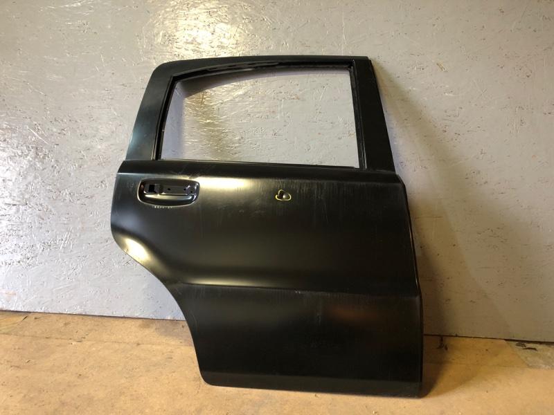Дверь Fiat Универсальные 2003 задняя правая (б/у) 0046826582
