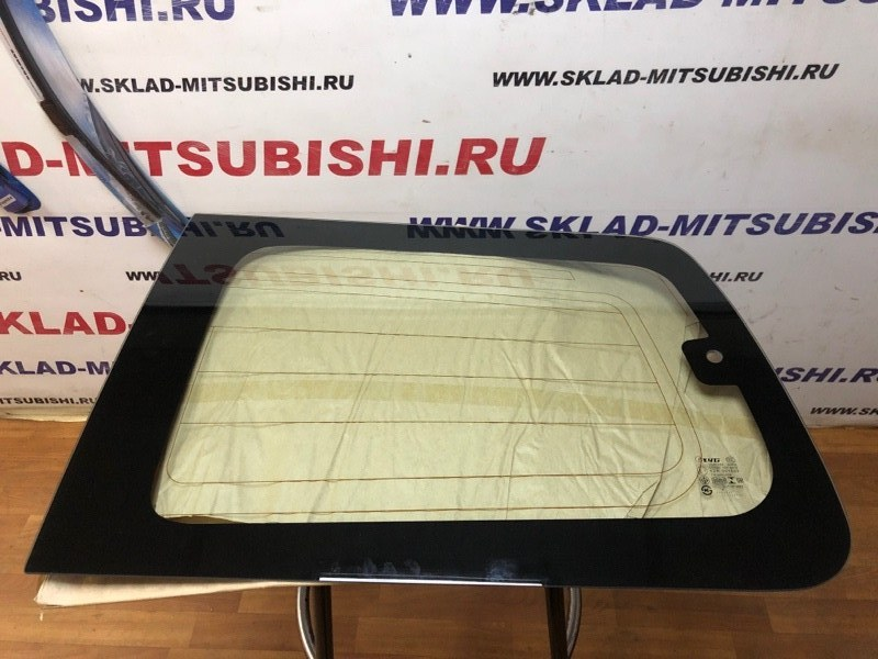 Стекло кузова Mitsubishi Pajero 4 V87W 4M41 2006 заднее левое V7007SWLHHX