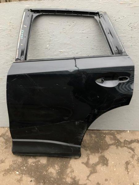 Дверь Mazda Cx-5 задняя левая (б/у) KD5373010