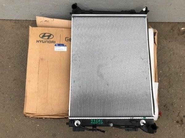 Радиатор двс Hyundai Tucson 2018 (б/у) 25310D7650