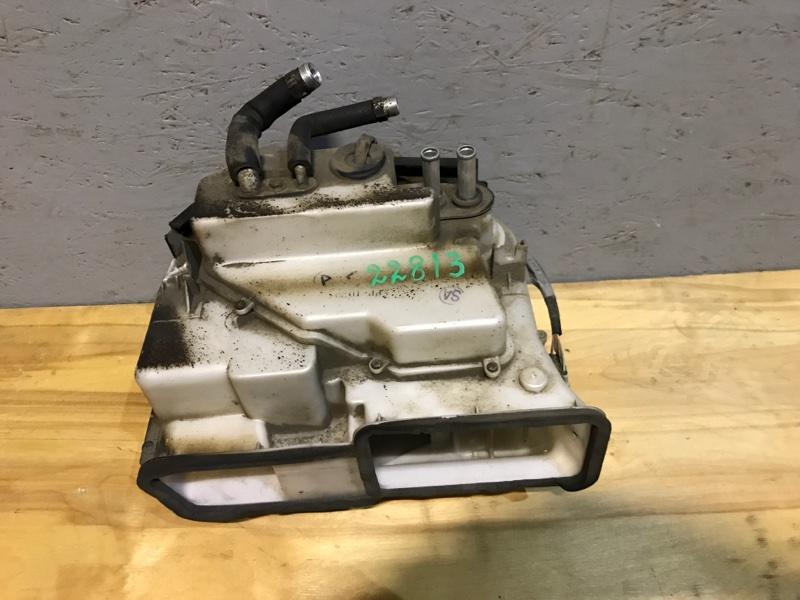 Корпус печки Mitsubishi Pajero 3 V87W 6G72 2000 задний нижний (б/у) MR398425, 7840A022, 7840A045