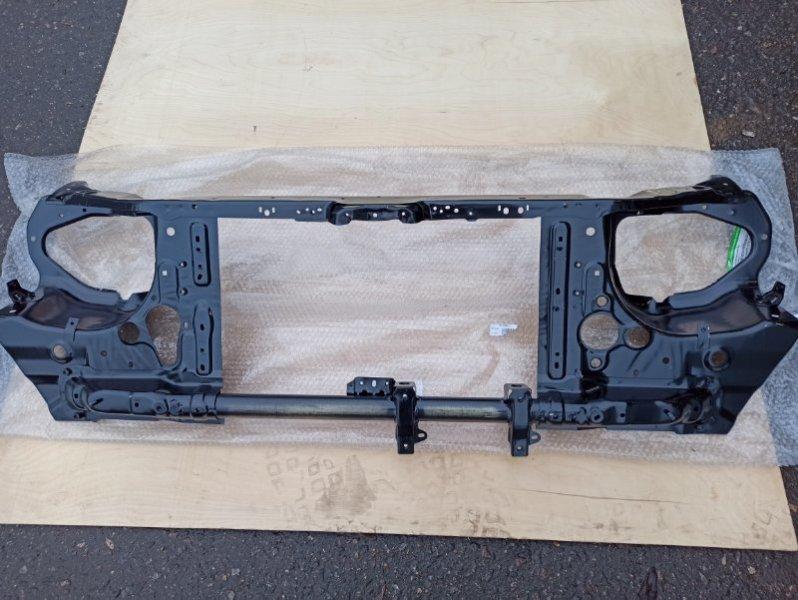 Суппорт радиатора Mitsubishi L200 2005- KB4T 4D56 2005 5215A296
