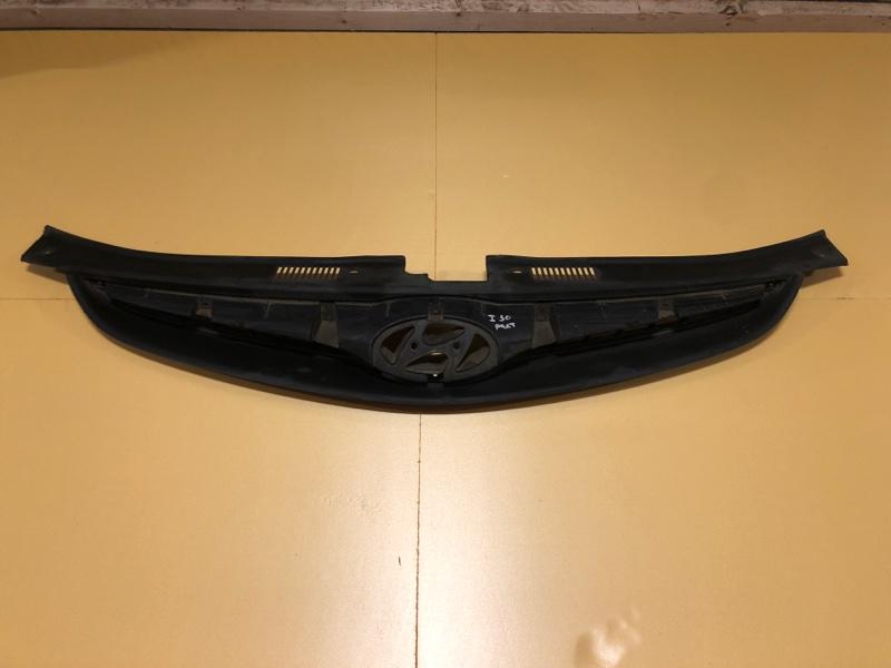 Решетка радиатора Hyundai I-30 JD 1.4 2010 2011 2012 (б/у) 863512R500