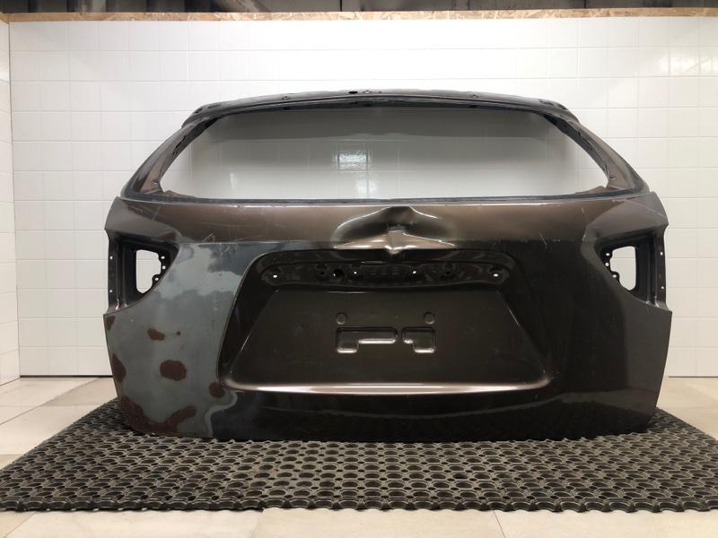 Крышка багажника Hyundai Ix-55 EN 3.0D 2008 задняя (б/у)