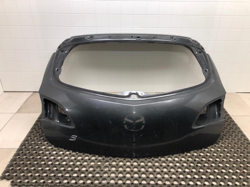 Крышка багажника Mazda Mazda 3 BL 1.6 2009 задняя (б/у) BBY96202XE