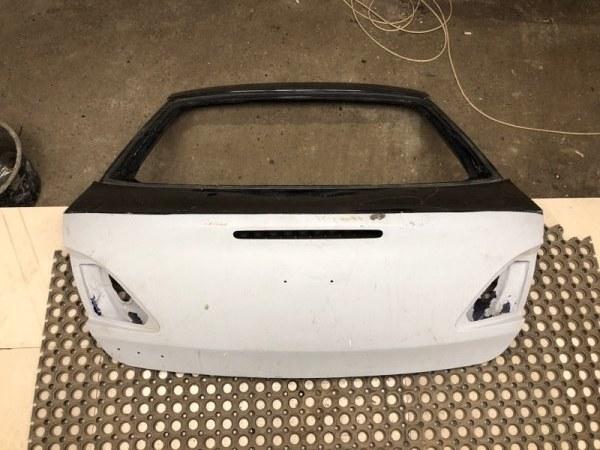Крышка багажника Mazda Mazda 6 GH 1.8 2008 задняя (б/у) GSYM6202XB