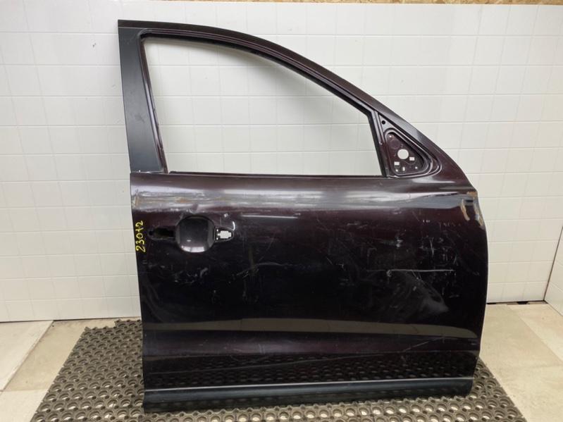 Дверь Hyundai Santa Fe 2 BM 2.0TD 2006 2007 2008 2009 2010 2011 2012 передняя правая (б/у) 760042B030