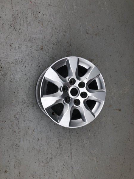 Диск колесный литой Mitsubishi Pajero 4 V87W 4M41 2006 (б/у) 4250B251